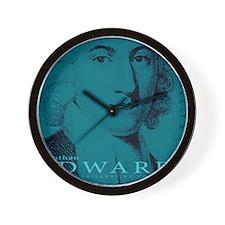 Mousepad_Head_Edwards Wall Clock