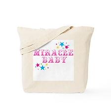 miracle baby Tote Bag