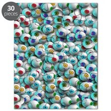 Eyeballs In Many Colors Puzzle