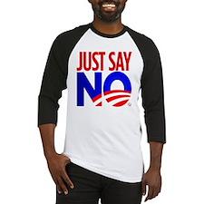 just-say-no Baseball Jersey