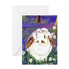 horatio_notebook Greeting Card