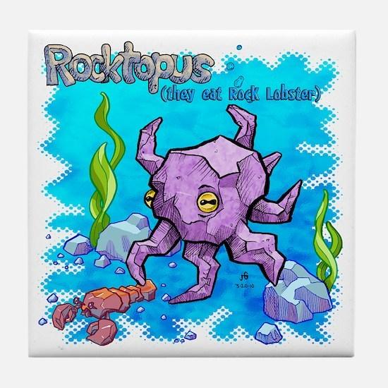 Roctopus Tile Coaster