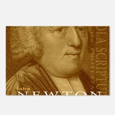 Mousepad_Head_Newton Postcards (Package of 8)