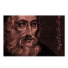 Mousepad_Head_Wycliffe Postcards (Package of 8)