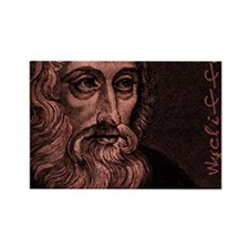 Mousepad_Head_Wycliffe Rectangle Magnet