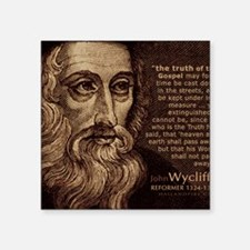 "Mousepad_HeadQuote_Wycliffe Square Sticker 3"" x 3"""
