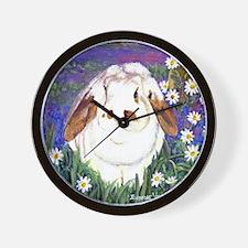 horatio_calendar11_5x9 Wall Clock