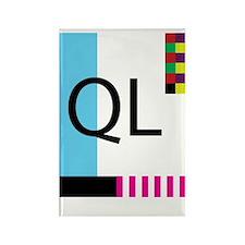 QL Rectangle Magnet