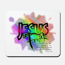 JESUSfreak04 Mousepad