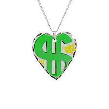 dollar 3 Necklace
