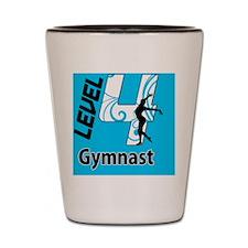 Level_4_Gymnast_Ver1_Blue_button Shot Glass