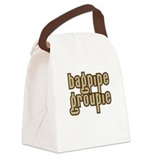 3-groupie Canvas Lunch Bag