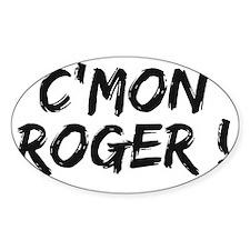 common Roger Federer Decal