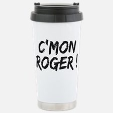 common Roger Federer Stainless Steel Travel Mug