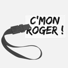 common Roger Federer Luggage Tag