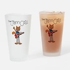 Jagger Golf Shirt Drinking Glass