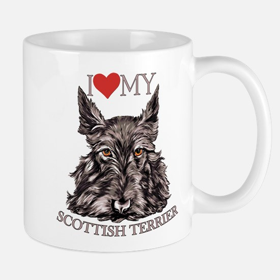 Scottish Terrier Love My Mug