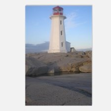 Lighthouse Peggys Cove, N Postcards (Package of 8)