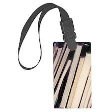 Booksfull Luggage Tag