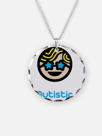 Unique -dk Necklace