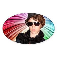 Craig w/ Rainbow Decal