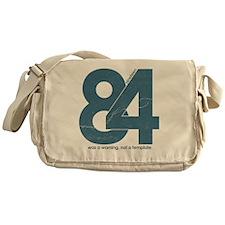 nineteen84Faded Messenger Bag