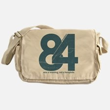 nineteen84Faded Messenger Bag
