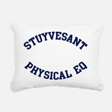 stuyvesant physical eq s Rectangular Canvas Pillow