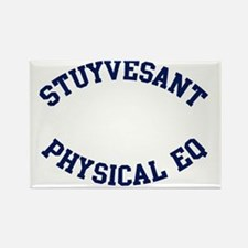 stuyvesant physical eq sachin3 Rectangle Magnet