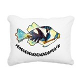 Humuhumunukunukuapuaa Rectangle Canvas Pillows