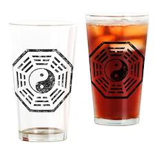 YinYang Drinking Glass