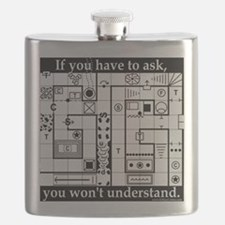 Dungeon Crawl Tee Flask