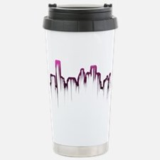 H-townSkylineBK Travel Mug