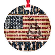 american patriot Ornament