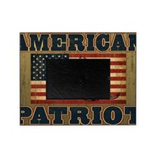 american patriot_yard Picture Frame