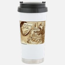 glassblower_beer Stainless Steel Travel Mug