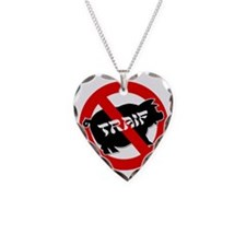FIN-traif-pig Necklace