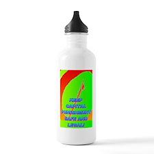 KEEP CAPITAL PUNISHMEN Water Bottle