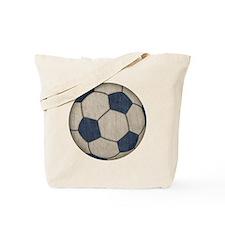 Fabric Soccer Tote Bag