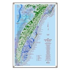 7002 Eastern Shore Map Banner