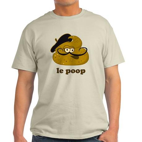 lepoop Light T-Shirt