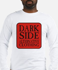 Dark Side front page Long Sleeve T-Shirt