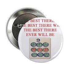 """mahjong joke 2.25"""" Button"""
