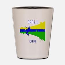 Brazil copy Shot Glass