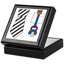 baby_tie_shirt Keepsake Box