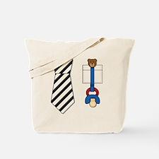 baby_tie_shirt Tote Bag
