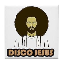 DiscoJesus Tile Coaster