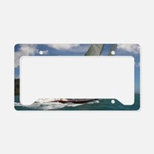 23X35_poster_template_horz_st License Plate Holder
