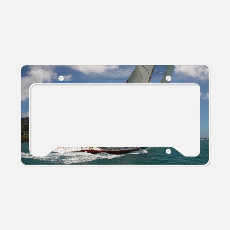 23X35_poster_template_horz_st License Plate Holder