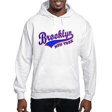 Classic Brooklyn Hoodie Sweatshirt